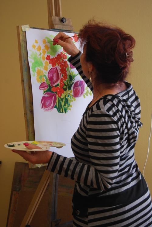 Fineartist Kurzy Kresleni A Malovani Vytvarne Dilny Pro Deti I